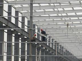 建筑钢结构改造加固钢结构工程