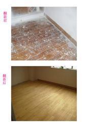 深圳木地板翻新工程