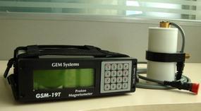 探矿找矿设备GSM-19T标准质子磁力仪