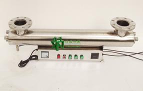 功率240W 原水处理 过流式紫外线杀菌器 DN50