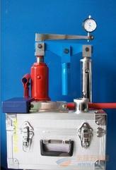 高强度80KN轨枕螺纹道钉硫磺锚固强度试验仪