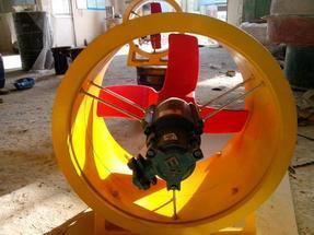 防爆型玻璃钢轴流风机