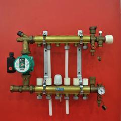 意大利嘉科米尼分水器集分水器