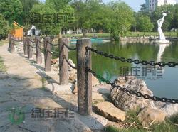 河道护栏,河道栏杆,仿木栏杆,仿木护栏