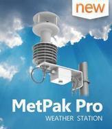 MetPakPro便携式气象站
