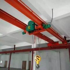 LX型电动单梁悬挂起重机供应