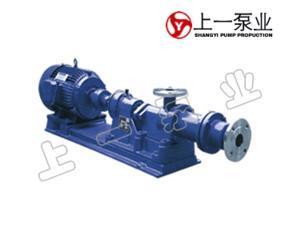 I-1B螺杆泵(浓浆泵)