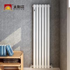 钢制散热器暖气片太阳花取暖设备