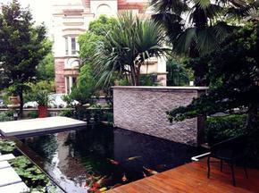 武汉别墅私家花园设计与施工一体化服务
