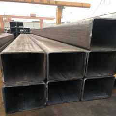 供应钢结构用200*200厚壁方管 焊接结构件Q235B方矩管 品质保证