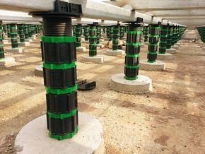 杭州月半湾万能支撑器——工艺铸就品质