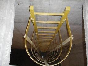 供应玻璃钢直爬梯