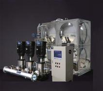 箱柜式管网叠压供水设备北京麒麟公司