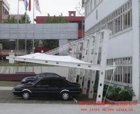 泰州车棚|泰州膜结构车棚,质保三十年