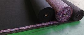 聚氨酯橡胶隔音垫