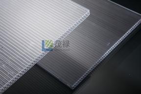 苏州茂禄 PC阳光板 聚碳酸酯空心板 生产加工