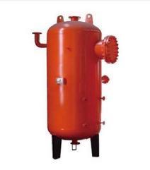 连续、定期排污扩容器
