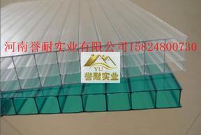 温室工程阳光板一平方价格 阳光板温室造价样品