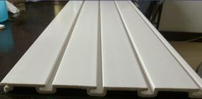 供应PVC多功能发泡槽板
