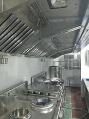 广东机关饭堂CMDS13厨房自动灭火系统包安装