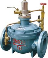LH微阻限流止回阀/自力式水泵扬程控制器/微阻止回阀/限流阀/LH45/LH45-16/LH-16