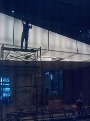 郴州软膜吊顶-郴州软膜吊顶安装,软膜灯箱制作