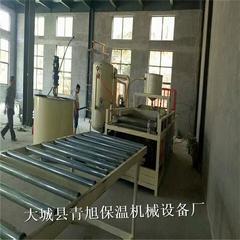 硅质板设备与硅质聚苯板生产线设备