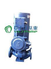 管道泵:ISG型防爆立式管道泵|立式单级离心泵|立式单级变频管道离心泵