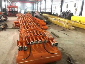 日立挖掘機加長臂生產