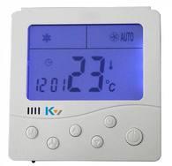中央空调温控器,风机盘管温控器,液晶温控器