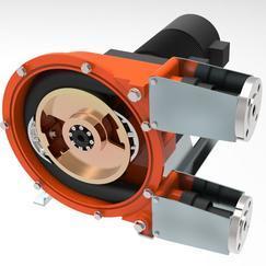拜尔波瓦蠕动软管泵相竞争产品SPX32蠕动软管泵