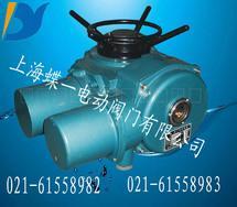 DZW阀门电动装置,DZW电动执行器,多回转电动装置,Z型阀门电动装置