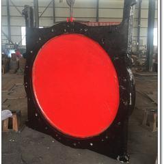 龙港水工 专业生产法兰铸铁闸门DN400 DN500 DN600 DN1000