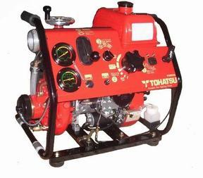 """日本""""东发""""V20D2S手抬式机动消防泵"""
