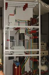 ZRTBBZW10KV高压电容补偿柜原理(电容柜串联电抗器)