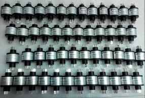 VSR-H2插片式集电环,插片式滑环,集电环
