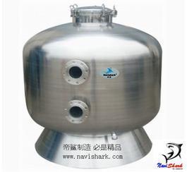 沙缸过滤器生产哪家强?广州帝鲨20年老厂