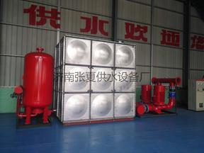 济南张夏消防增压稳压给水设备  张夏供水设备