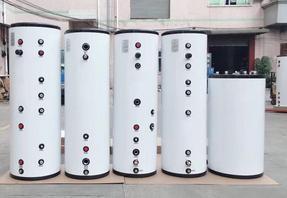 四川壁掛爐水箱150L盤管換熱單盤管 威能配套水箱廠家貼牌