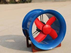 FT35-11玻璃钢轴流风机,防爆玻璃钢轴流风机