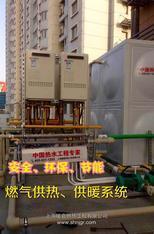 商用供热设备 燃气热水器采暖供热水锅炉