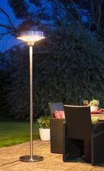 餐厅户外平台电取暖器取暖灯