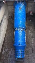 QZ系列雪橇式潜水轴流泵