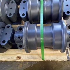 小松履带支重轮总成滚轮挖掘机底盘配件四轮一带