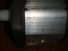 ATOS叶片泵