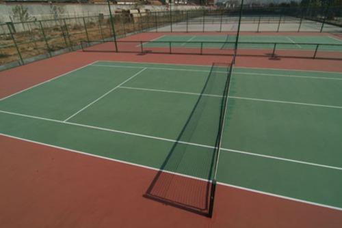 天津网球场施工|价格