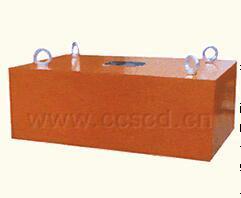 人造板厂除铁器  RCYB 悬挂式永磁除铁器
