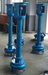 耐磨立式泥沙泵 立式泥灰泵 液下泥浆泵