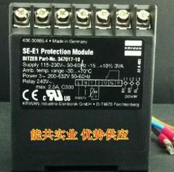 德国SE-E1马达控制模块 34701710