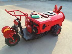 果友乐牌果园喷雾机果树打药机自走式驾驶式打药机